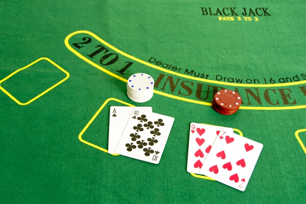 Blackjack Insurance