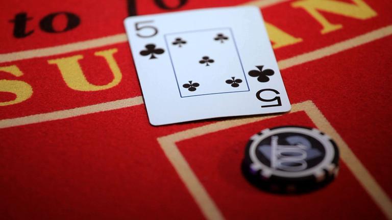 Blackjack-surrender