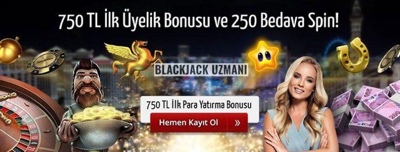 Casinomilyon Hoşgeldin Bonusu