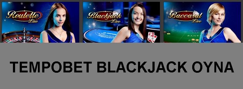 tempobet blackjack oyna