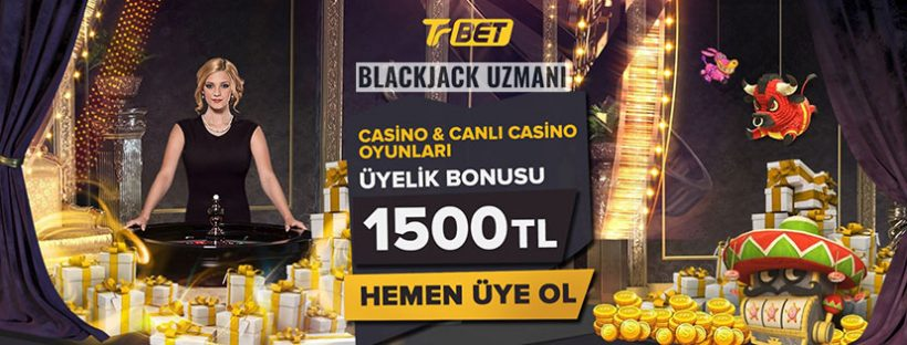 Trbet Casino Hoşgeldin Bonusu 1500 TL Veriyor