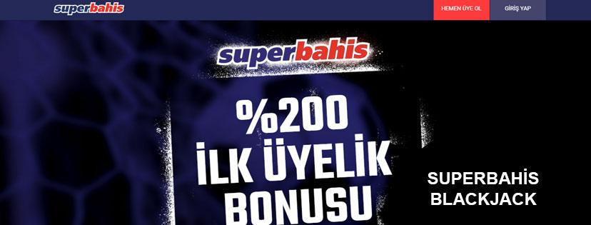 Superbahis Blackjack